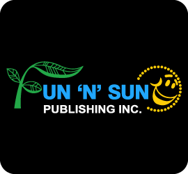 fun, n, sun, publishing, logo