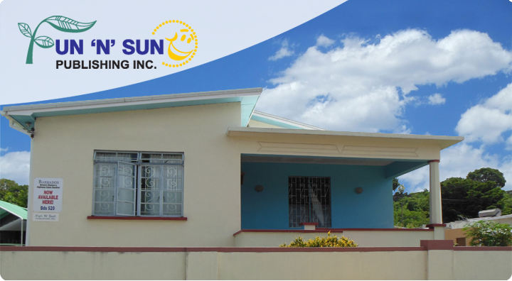 fun n sun publishing, office, building, rendezvous gardens, christ church, barbados