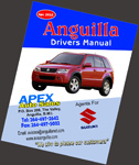anguilla, drivers, manual, road, safety