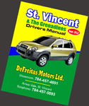 st. vincent, grenadinesdrivers, manual, road, safety