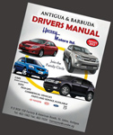 antigua and barbuda, drivers, manual, road, safety