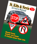 st. kitts, nevis, drivers, manual, road, safety