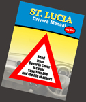st. lucia, drivers, manual, road, safety