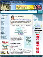 caribbean professionals directory, careers, profiles, entrepreneurs, listings